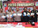 Polda Kepri Ungkap Sindikat Penyelundupan 38,6 Kilogram Sabu