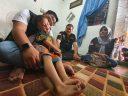 Mengantarkan Doa Gibran Sampai Rumah Sakit Medan