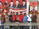 Perkuat Koalisi Partai Tan Edi Mendaftar di PDI Perjuangan