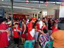 Kemeriahan Imlek Umat Budha Singkep Gelar Happy Chinase New Year