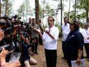 Jokowi Pastikan WNI di Natuna Sehat dan Siap Kembali ke Keluarga